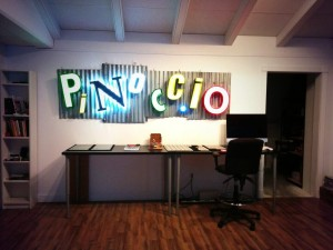 Pinoccio Digital Sign
