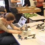 group member soldering