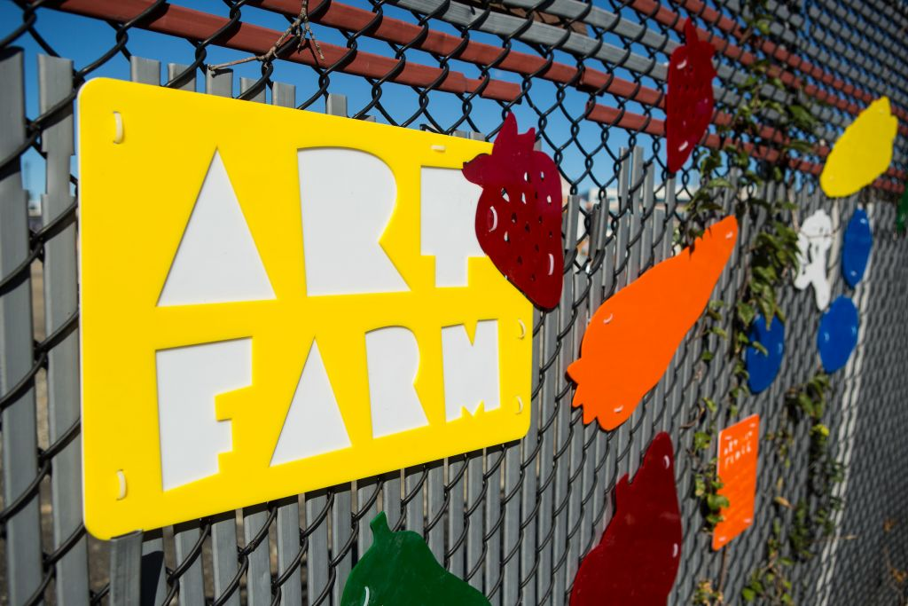 artfarm sign